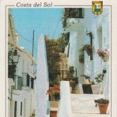 Postales: (9354) COSTA DEL SOL. CALLE TIPICA. Lote 56392983