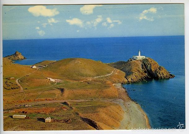 Nº 7027 ALMERÍA. CABO DE GATA. SEGURA. EDICIONES BEASCOA BV. (Postales - España - Andalucia Moderna (desde 1.940))