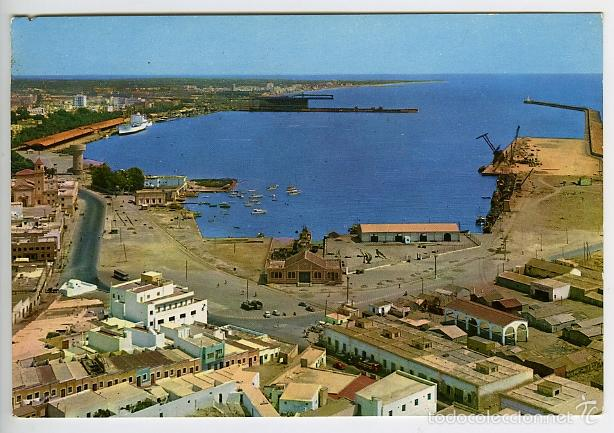 Nº 7007 ALMERÍA. PUERTO Y VISTA PARCIAL. SEGURA. EDICIONES BEASCOA. (Postales - España - Andalucia Moderna (desde 1.940))