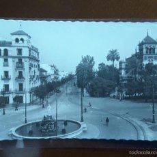 Postales: POSTAL SEVILLA - CALLE SAN FERNANDO. Lote 56662031