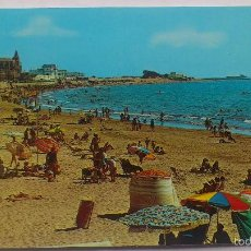 Postales: POSTAL CHIPIONA - PLAYA DE REGLA. Lote 56712229