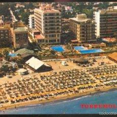Postales: 1 - TORREMOLINOS.- PLAYA DE LA CARIHUELA. Lote 56734745