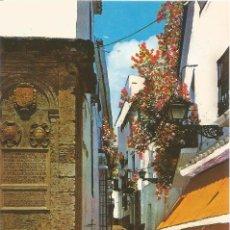 Postales: ** PV916 - POSTAL - MARBELLA - RINCON HISTORICO Y TIPICO. Lote 56750219