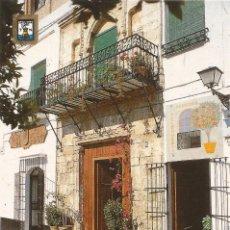 Postales: ** PV920 - POSTAL - MARBELLA - CASA DEL CORREGIDOR. Lote 56750813