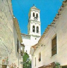 Postales: ** PV924 - POSTAL - MARBELLA - CALLE TIPICA Y PARROQUIA AL FONDO. Lote 56802972