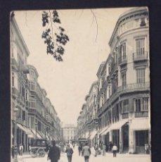 Postales: POSTAL. CALLE DEL MARQUÉS DE LARIOS. MALAGA.. Lote 56924778