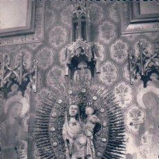 Postales: POSTAL 42. HUELVA.- IMAGEN DE SANTA MARIA DE LA RABIDA.(ED. VDA. DE M.ARIAS)SIN CIRCULAR. Lote 56934118