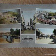Cartes Postales: ANTEQUERA. ED. M. ARRIBAS. CIRCULADA.. Lote 56990682