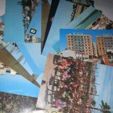 Postales: LOTE 14 POSTALES DIFICILES DE ENCONTRA - SANLUCAR DE BARRAMEDA CADIZ , . Lote 56995855