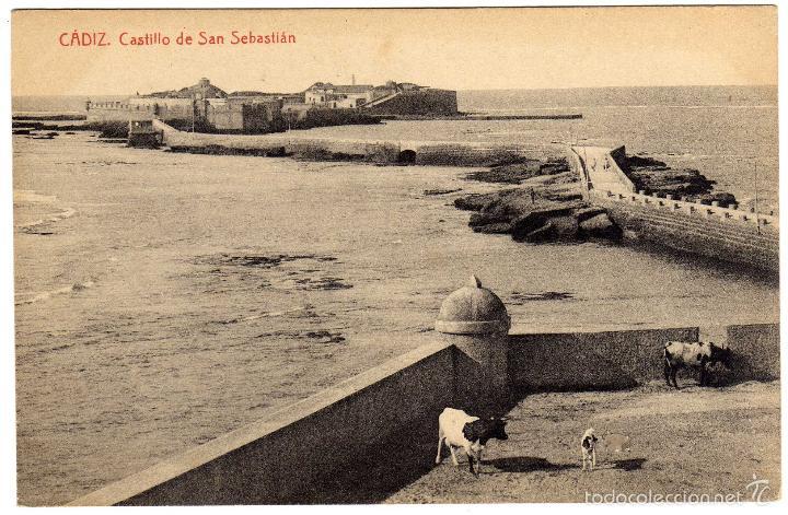 Resultado de imagen de castillo de san sebastian foto bonita
