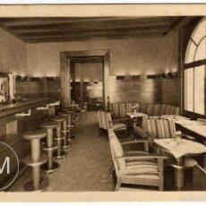 Postales: PRECIOSA POSTAL - CADIZ - GRAN HOTEL ATLANTICO - AMERICAN BAR - FOTO REYMUNDO . Lote 57125149