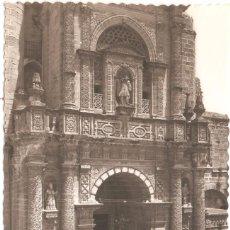 Postales: CÁDIZ JEREZ DE LA FRONTERA PARROQUIA DE SAN MIGUEL FACHADA PRINCIPAL. Lote 57137274