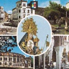 Postales: VILLANUEVA DEL ARZOBISPO JAÉN (SIN CIRCULAR) . Lote 57225450