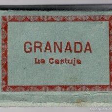 Postales: LA CARTUJA BLOC COMPLETO 15 POSTALES. Lote 57303981