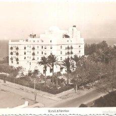 Postales: CÁDIZ HOTEL ATLÁNTICO. Lote 57306500