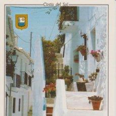 Postales: (9354) COSTA DEL SOL. CALLE TIPICA. Lote 57384466