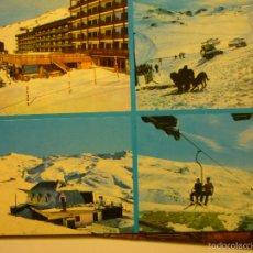 Postales: POSTAL GRANADA-SIERRA NEVADA. Lote 57478107