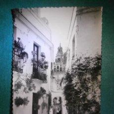 Postales: POSTAL - CÓRDOBA - 11 CALLEJA DE FLORES - EDICICIONES SICILIA - SIN ESCRIBIR. Lote 57712712