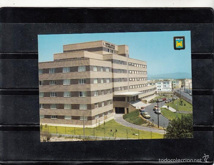 Nº 32 LA LINEA. RESIDENCIA SANITARIA (Postales - España - Andalucia Moderna (desde 1.940))