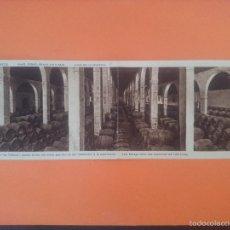Cartoline: POSTAL DOBLE BODEGA LA TRIBUNA, PEDRO DOMECQ - JEREZ DE LA FRONTERA - FOTO GONZALEZ RAGEL.. R-3131. Lote 58003996