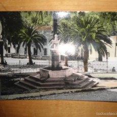 Postales: ANTIGUA Y RARA POSTAL HUELVA - GALAROZA - VISTA DE VENENCIA . Lote 58119405