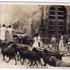 Postkarten - Postal fotográfica. Granada. 22. Cabras albacineras. Reverso francés. Sin circular. - 58146478