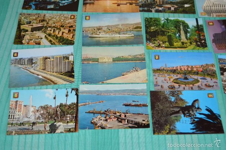 Postales: Lote 30 postales Sin circular - Variadas de Málaga - Muy buen estado - Foto 5 - 58217331