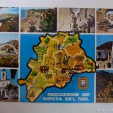 Postales: COSTA DEL SOL. . Lote 58280658
