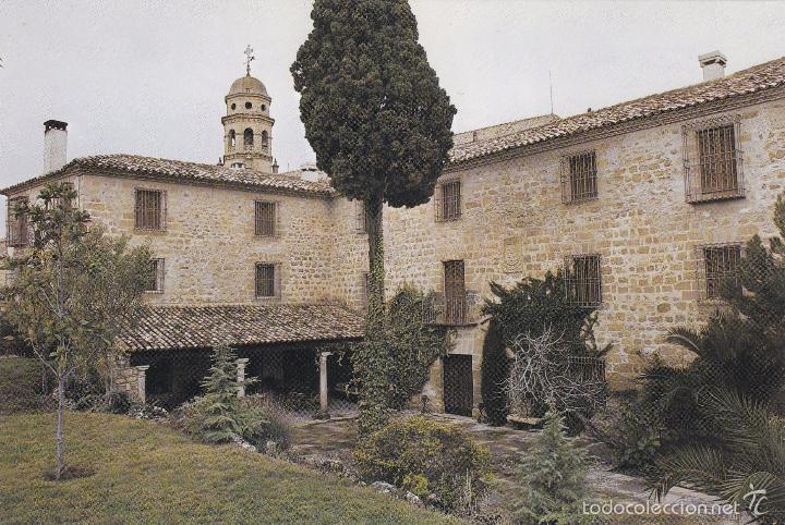 Postales: BAEZA CENTRO DE FORMACION SOCIAL DE LA FUNDACION . ALIATAR .SIN. CIR. LEGAL 1984 - Foto 1 - 58282010