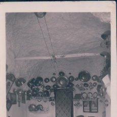 Postales: POSTAL GRANADA. ALBAYZIN - CUEVA DE GITANOS. Lote 58301961