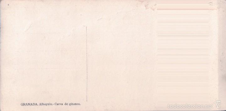 Postales: postal granada. albayzin - cueva de gitanos - Foto 2 - 58301961
