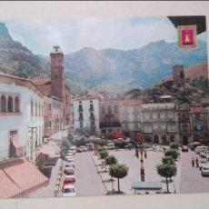 Postales: CAZORLA PLAZA DEL GENERALISIMO. Lote 58422035