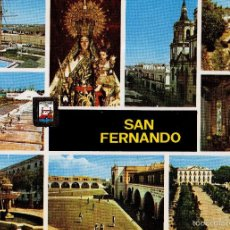 Postales: VESIV POSTAL SAN FERNANDO. Lote 58581236