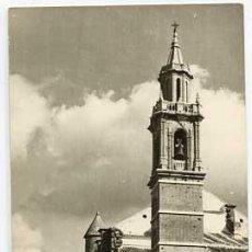 Postales: SEVILLA ESTEPA SANTA MARIA. ED. I. A. SANTA FFE. FOTO MARTOS. CIRCULADA. Lote 58674372