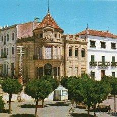 Postales: ARACENA - 2001 PLAZA DEL MARQUÉS DE ARACENA - VISTA PARCIAL. Lote 58992865