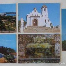 Postales: LOTE DE 5 POSTALES DE HUELVA. Lote 59001100