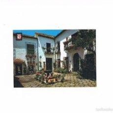 Postales: POSTAL ANTIGUA CORDOBA SIN CIRCULAR PATIO TIPICO EN CARDENAL HERRA 16. Lote 59148660