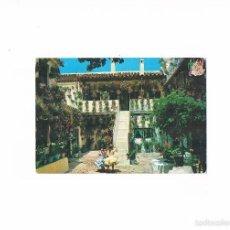 Postales: POSTAL ANTIGUA CORDOBA ESCRITA POR DETRAS PATIO TIPICO. Lote 59151355