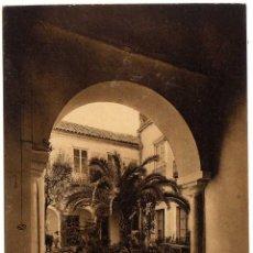 Postales: BONITA POSTAL - CORDOBA - ANTIGUO PALACIO DEL MARQUES DE LA FUENTE SANTA . Lote 59532623