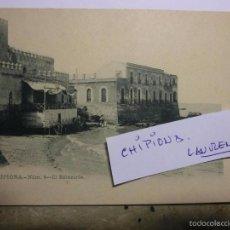 Postales: CHIPIONA EL BALNEARIO POSTAL DE J.LAURENT SIGLO XIX,CON PREGUNTA. Lote 59754640