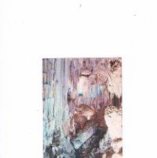 Postales: POSTAL ANTIGUA MALAGA SIN CIRCULAR CUEVA DE NERJA MALAGA FONDO DE LA SALA DEL CATACLISMO. Lote 59842596