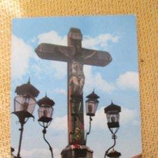 Postales: CRISTO DE LOS FAROLES. Lote 60297279