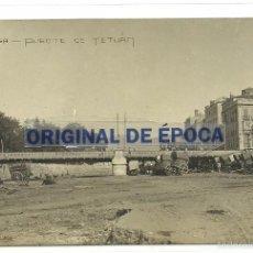 Postales: (PS-49241)POSTAL FOTOGRAFICA DE MALAGA-PUENTE DE TETUAN. Lote 60760287
