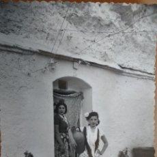 Postales: GRANADA, GITANAS DEL SACRO MONTE. Lote 61328655