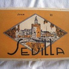 Postales: SEVILLA HELIOTIPIA ARTÍSTICA ESPAÑOLA. Lote 61343799