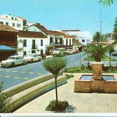 Postales: MALAGA COSTA DEL SOL TORREMOLINOS PLAZA DE LA COSTA DEL SOL. ED. BEASCOA. AÑOS 60. SIN CIRCULAR. Lote 61350977