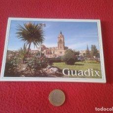 Postales: ACORDEON TACO TIRA BLOQUE DE 10 POSTALES DE GUADIX (GRANADA) VER FOTO/S Y DESCRIPCION. RECUERDO. VER. Lote 61749072