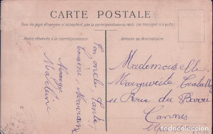Postales: POSTAL SEVILLA.- LA CATEDRAL. CIRCULADA - Foto 2 - 61891076