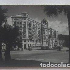 Postales: POSTAL DE MALAGA - PLAZA DEL GENERAL QUEIPO DE LLANO . Lote 62163552