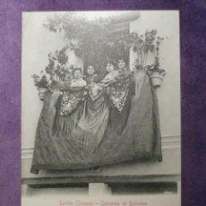 Postales: POSTAL - ESPAÑA - SEVILLA - TRIANA - CONCURSO DE BALCONES - 1904 - STENGEL & CO. DRESDE - 22323 -. Lote 62225764